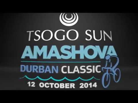 Tsogo Sun Sponsorship Amashova Durban Classic Cycle Race