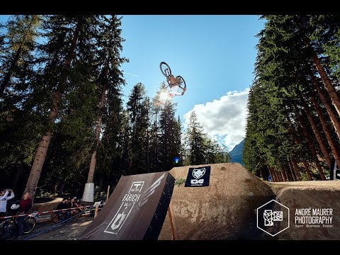 Video Dirt Offspring Contest im Bikepark Davos