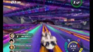 Speed Racers videosu