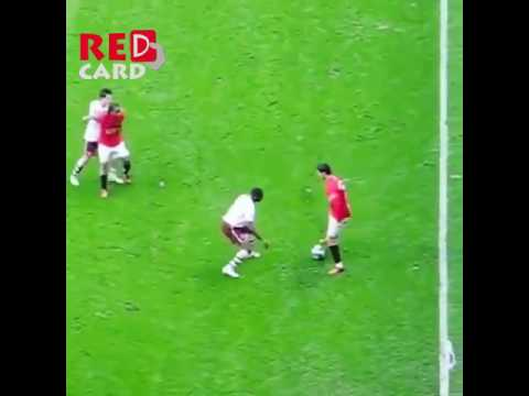 Throwback When Cristiano Ronaldo Destroy Arsenal Defence