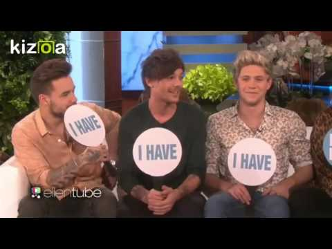 One Direction - Never Have I Ever