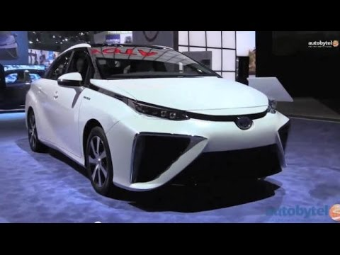 Fab Five Alternative Fuel Vehicles at the LA Auto Show 2014