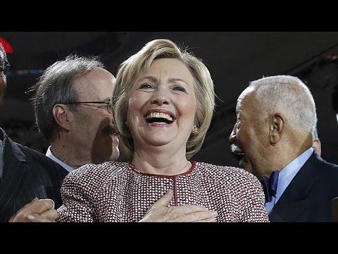 Καθοριστικές νίκες για Κλίντον και Τραμπ στη Νέα Υόρκη – Παρατυπίες καταγγέλλει ο Σάντερς