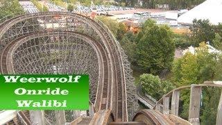 Wavre Belgium  city pictures gallery : Weerwolf Onride Walibi Belgium, Wavre Belgium