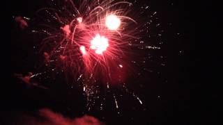 Holts Summit (MO) United States  City new picture : 4th of July fireworks in Holts Summit, MO