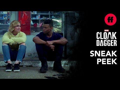 Marvel's Cloak & Dagger Season 2 Finale | Sneak Peek: Tyrone Believes In Tandy | Freeform