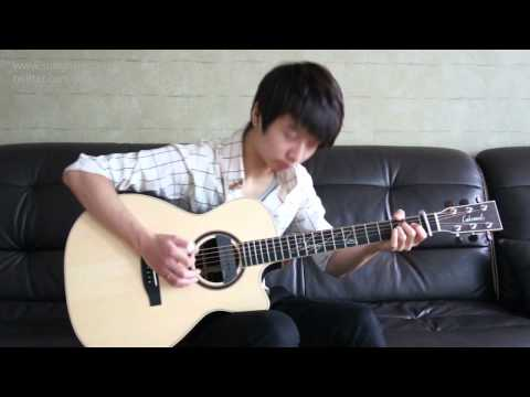 Zelda's Theme (Guitar Cover) - Sungha Jung