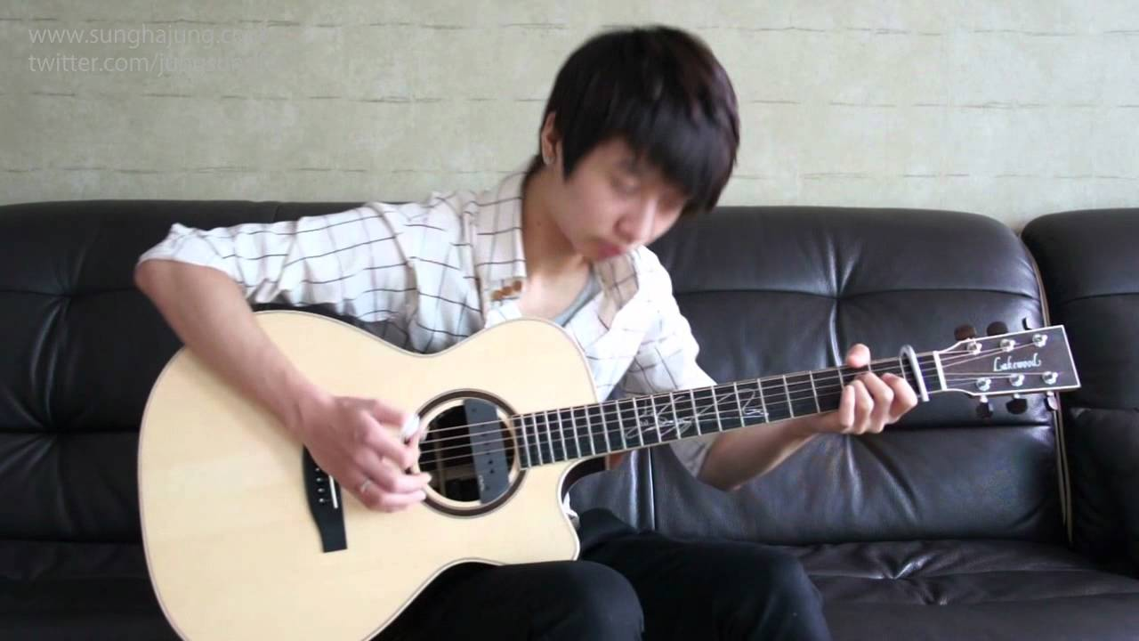 Zelda's Theme – Sungha Jung