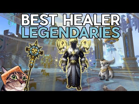 Best Legendaries for EVERY HEALER in Raid and Dungeons