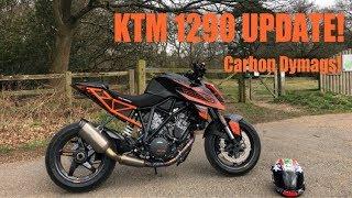 4. KTM 1290 Super Duke R New Mods