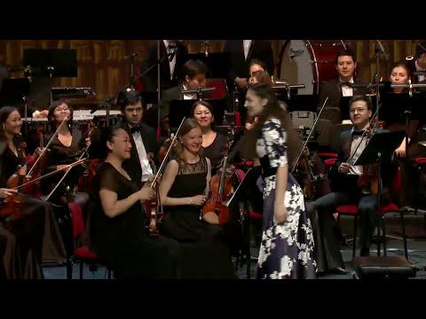 Ф. Лист Концерт для фортепиано с оркестром № 1