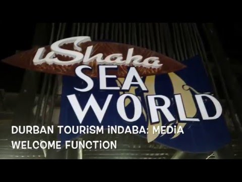 Video: Durban Tourism Indaba: Media Welcome Function
