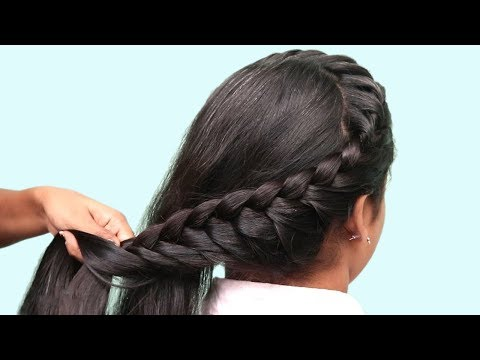 3 easy and beautiful hairstyles for girls  hair style girl  hairstyles for girls  2018 hairstyle
