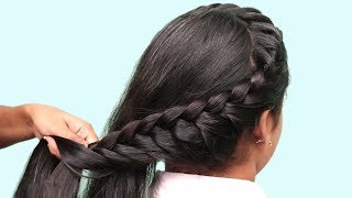 Video 3 easy and beautiful hairstyles for girls ★ hair style girl ★ hairstyles for girls ★ 2018 hairstyle MP3, 3GP, MP4, WEBM, AVI, FLV Desember 2018