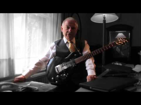 Robert - 'One of the guitarists for King Crimson' introduces you to the new DGM Live channel!