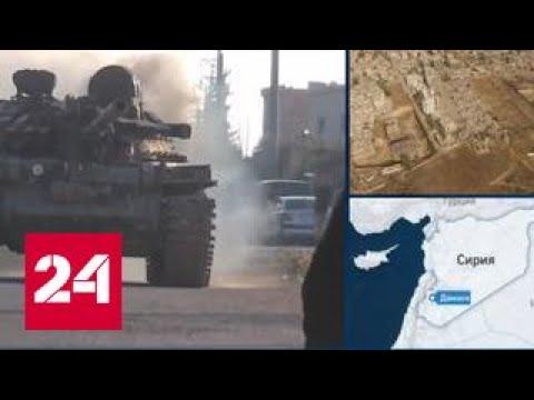 Юрий Рогулев: программа поддержки сирийской оппозиции провалилась еще при Обаме (видео)