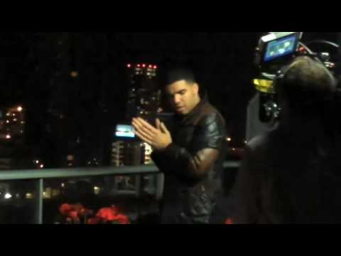 """BEHIND THE SCENES @  DRAKE +  TREY SONGZ """"SUCCESSFUL"""""""