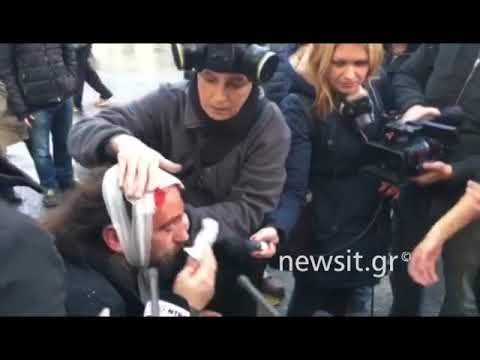 Video - ΕΦΕ και ΠΟΣΠΕΡΤ καταγγέλλουν τις επιθέσεις σε φωτορεπόρτερ και τηλεοπτικά συνεργεία