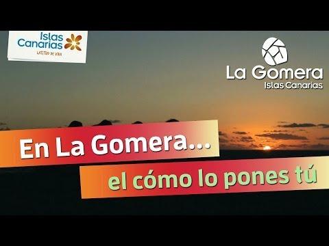 En La Gomera el cómo lo pones tú - Video Turismo de La Gomera