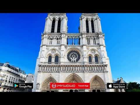 Notre Dame – Façade – Paris – Audio Guide – MyWoWo  Travel App