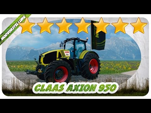 CLAAS Axion 950 v1.5