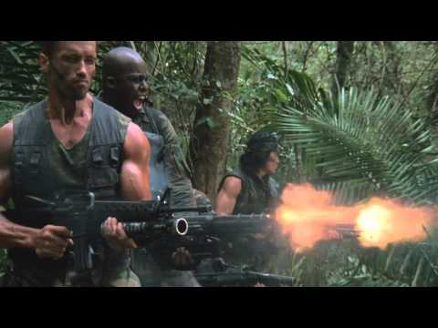 Video Predator - Shooting Jungle [HD] download in MP3, 3GP, MP4, WEBM, AVI, FLV January 2017