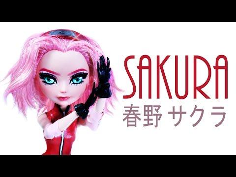 Как сделать прическу как у сакуры харуно