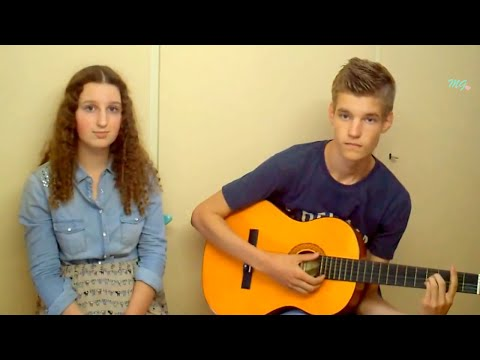 Jason Mraz – I won't give up (cover by Marjolein Groot feat. Jeroen Struving)