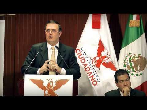 """Movimiento Ciudadano apuesta por un """"Polo Progresista"""""""