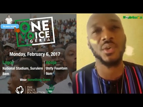 Real Reason 2face Idibia Cancelled Protest