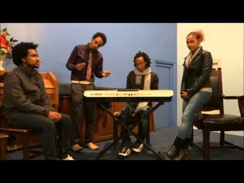 amharic spiritual song - Amharic worship song, Melkam Nehe, we have got this wonderful blessing song on you tube from a choir in south Africa. we made this video to glorify and magni...