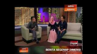 Video Apa Kata Malaysia?: Eksklusif bersama Yana Samsudin dan suami MP3, 3GP, MP4, WEBM, AVI, FLV Juni 2018