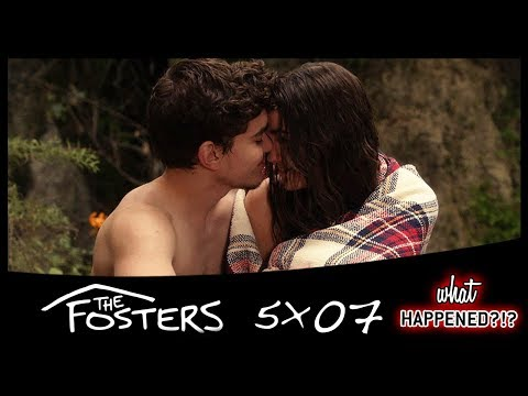 THE FOSTERS 5x07 Recap - Callie & Aaron's Next Step, Jude's Dilemma 5x08 Promo   What Happened?!?