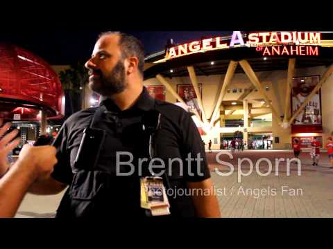 AL West - For the first time since 2009, the LA Angels have officially won the American league West Division title. I was on scene when it all went down. http://www.tw...