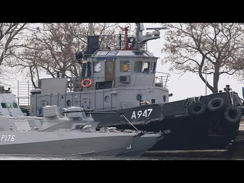 ITLOS προς Ρωσία: «Απελευθερώστε τους Ουκρανούς ναυτικούς»…