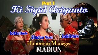 Video Wayang Kulit Ki Sigit Ariyanto Lakon Anoman Maneges Madiun 1/5 MP3, 3GP, MP4, WEBM, AVI, FLV Juli 2018
