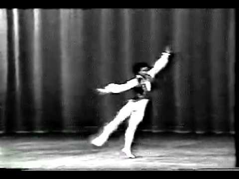 Li Cu Xin Esmeralda Male Solo Moscu Competition 1985
