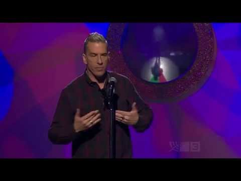 Greg Behrendt - Getting Old's A Bitch - 2012 New Zealand Comedy Gala