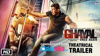 Nonton Ghayal Once Again 2016 مقطع الاكشن التاني من فيلم سوني ديول Film Subtitle Indonesia Streaming Movie Download