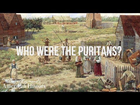 Who were the Puritans? Online History Curriculum Sample