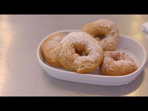 Video - Receta: Receta fácil de rosquillas fritas