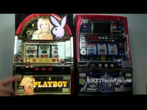 Playboy Slot Machine by Yamasa review: Always win at slots, buy your own slot machine