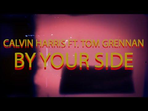 Calvin Harris - By Your Side (Lyric Video) ft. Tom Grennan