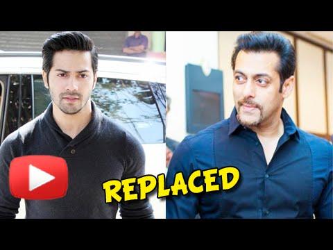 EXCLUSIVE!! Varun Dhawan Reacts On Replacing Salma