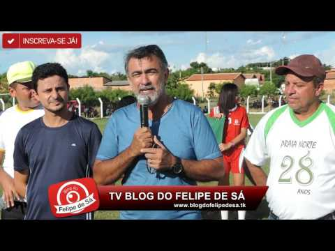 FINAL DO CAMPEONATO MUNICIPAL DE PRAIA NORTE TOCANTINS 2004