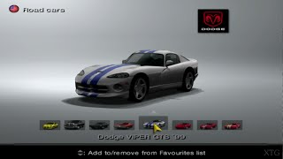 Nonton Gran Turismo 4 - Dodge Car List PS2 Gameplay HD Film Subtitle Indonesia Streaming Movie Download