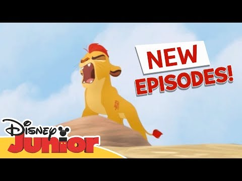 New Episodes Every Saturday at 10:00! | The Lion Guard | Official Disney Channel Africa