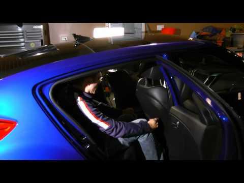 Hyundai Veloster Review | Interior Impressions