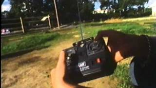 Vintage RC Buggy TV Segment