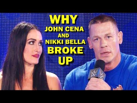 Shocking Reasons Why John Cena and Nikki Bella Broke Up
